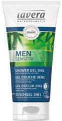Lavera 661469 shampoo Mannen Voor consument 3-in-1 shampoo & conditioner & body 200 ml