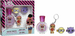 AirVal LOL Set EDT 30 ml + Hair Clips + Keyring