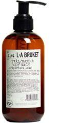 La Bruket Körperpflege Seifen Nr. 194 Hand & Body Wash Grapefruit Leaf 250 ml