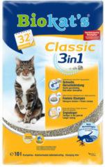 Biokat's Classic 3 In 1 - Kattenbakvulling - 10 l