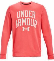 Rode Under Armour UA Rival Terry heren sportsweater