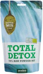 Total Detox Mix Raw Powder (250 Gram) - Purasana