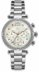 Zilveren Gc Watches Gc CableChic horloge horloge Y16001L1MF