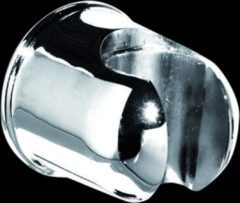 Best Design Muteel handdouchehouder wandmontage messing chroom 3871066