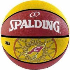 Rode Spalding Basketbal NBA Cavaliers