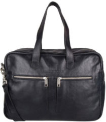 Cowboysbag Bag Kyle Schoudertas - 15 inch Laptoptas - Zwart
