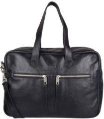 Cowboysbag Bag Kyle Schoudertas 15 inch Laptoptas - Zwart