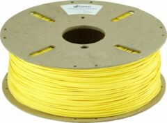 "Gele Belgisch Premium PLA filament ""Additive Heroes"" (1 kg, 1.75 mm) - Sunny Yellow"