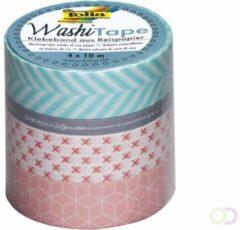 Folia Paper Washi tape Folia geometrisch