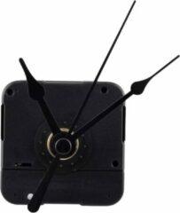 Quartz uurwerk - Nieuw Los Uurwerk Kopen en Vervangen - GWS HR 1688-17mm Klokwerk met wijzers Zwart