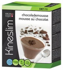 Kineslim Chocolademousse 4 stuks