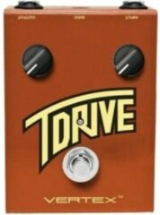Vertex T Drive overdrive effectpedaal