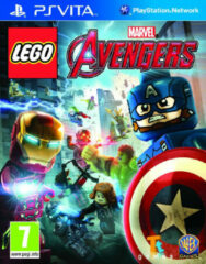 Warner Bros LEGO: Marvel's Avengers PS Vita (1000544703)