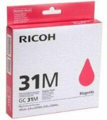 Gelcartridge Ricoh GC-31M magenta