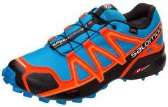 Speedcross 4 GTX Trail Laufschuh Herren Salomon hawaiian surf / black / scarlet ibis