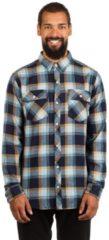 Blue Empyre Sammy Shirt LS