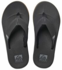 Zwarte Reef Fanning Low heren slippers