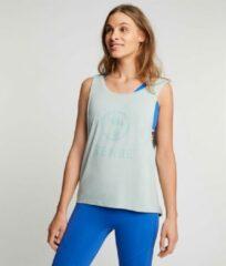 Zense Sportswear Zense - Dames yoga top Ellen - Lichtblauw - L