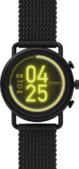 Zwarte Skagen Connected Falster Gen 5 Display Smartwatch SKT5202