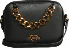Love Moschino - Chain Crossbodytas - Zwart - Vrouwen