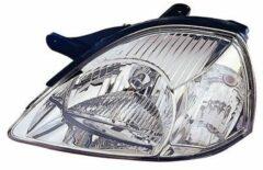 KIA KOPLAMP LINKS H4 enkel vanaf 2002 , Witte Knipperlicht inclusief MOTOR