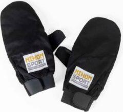 Witte Binnenhandschoen (inner glove) Nihon | zwart