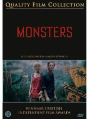 VSN / KOLMIO MEDIA Monsters | DVD