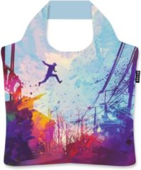 Ecozz-Shopper-Jump-Tithi Luadthong-rPet tas opvouwbaar met rits