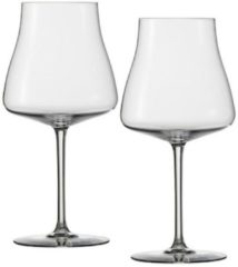 Chardonnay Glas 2er-Set Wine Classics Zwiesel 1872 Transparent