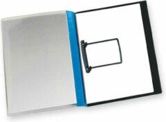Jalema Rapportmappen A4 Blauw Plastic Polyvinylchloride (PVC) 10 Stuks
