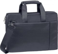 Zwarte Riva Case RivaCase 8221 black Laptop bag 13,3 inch