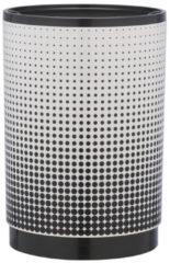 Sealskin Afvalbakje Speckles 4,5 L Zwart 361892419