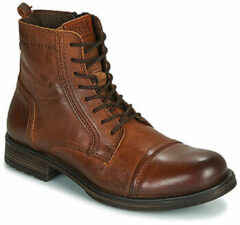 Jack & Jones JACK&JONES FOOTWEARJFWRUSSEL LEATHER COGNAC 19Cognac44