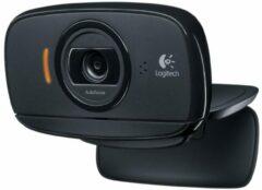 Zwarte Logitech B525 - Webcam