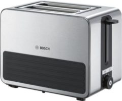 Bosch Kompakt-Toaster TAT7S25 Bosch Edelstahl