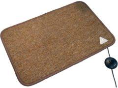 Witte Arnold Rak Heat Master® 611258-C Heat mat (L x W x H) 70 x 50 x 1.5 cm Cognac