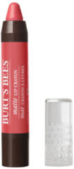 Burt's Bees 100% Natural Matte Lip Crayon 3.11g (Various Shades) - Niagara Overlook