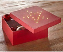 Geschenkboxen Gasper Rot