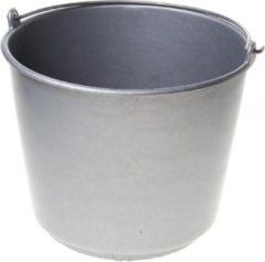 Klusgereedschapshop Berdal Bouwemmer grijs 12 liter