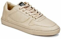 Beige Lage Sneakers Sixth June SEED ESSENTIAL