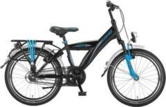 20 Zoll Jungen City Fahrrad Hoopfietsen Altec... schwarz-blau