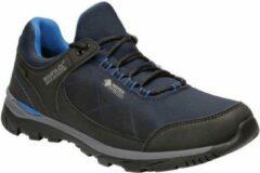 Regatta - Men's Highton Stretch Waterproof Walking Shoes - Sportschoenen - Mannen - Maat 41 - Blauw