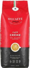 Occaffe O'ccaffè - Café Crème Premium Italiaanse koffiebonen | 1 kg | Barista kwaliteit