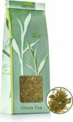 Abe's Tea | Groene Losse thee, Houjicha 100 gr. - Peer, Vanille