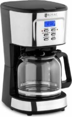 Royal Catering Koffiezetapparaat - LCD - permanent filter - 1,5 L