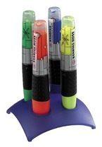 STABILO Luminator XT Tekstmarker Schuine punt 2 - 5 mm Kleurenassortiment 4 Stuks