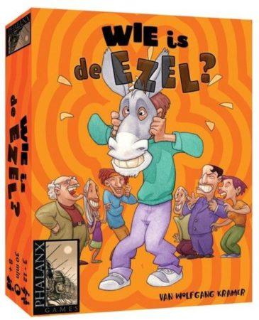 Afbeelding van 999 Games Wie is de ezel? - Kaartspel