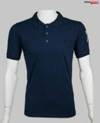 Blauwe Merkloos / Sans marque Merkloos Maccali Premium Heren Poloshirt XXL