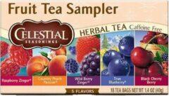 Celestial Seasonings Celestial Seasoning - Fruit Thee Sampler - 20 Zakjes