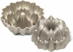 Zilveren Guardini Bakeware Guardini Bakvorm - Cascade 24 cm